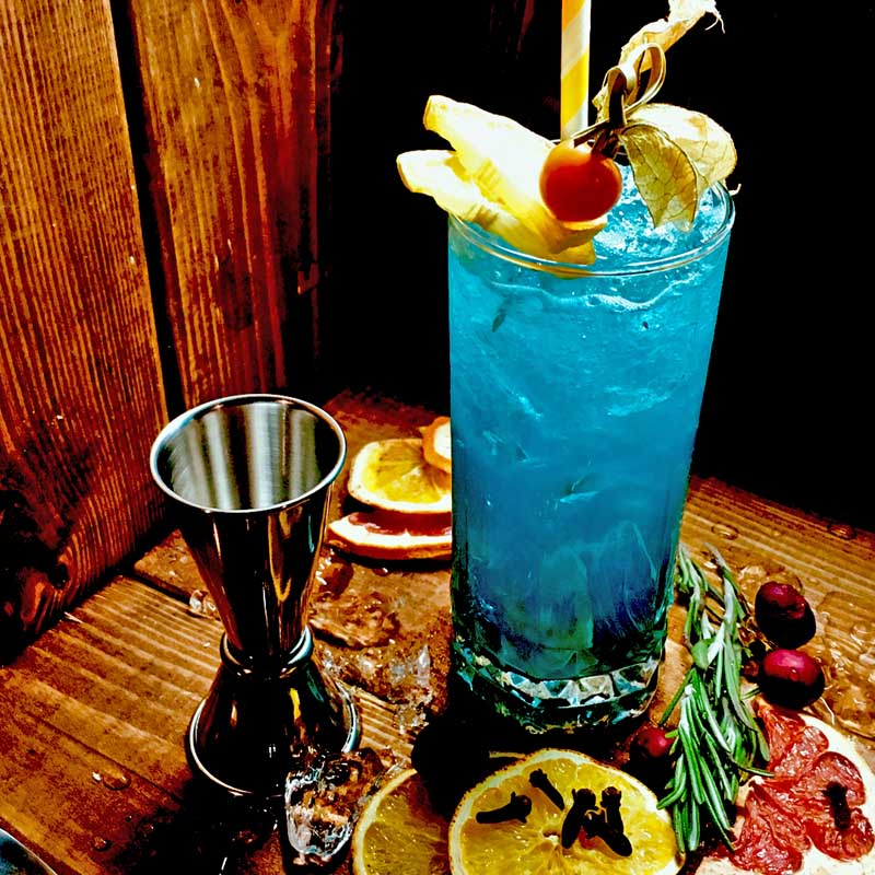 Drink Blue Lagoon