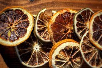 suszoe owoce homemade